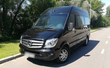 Mercedes-Benz Sprinter VIP черный