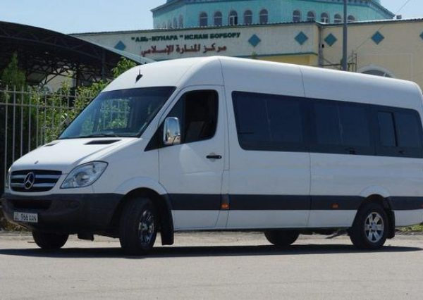 Mercedes-Benz Sprinter Vip белый