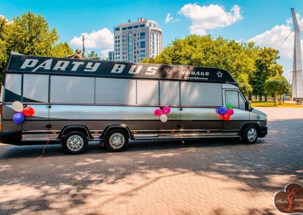 Party Bus Пати Бас